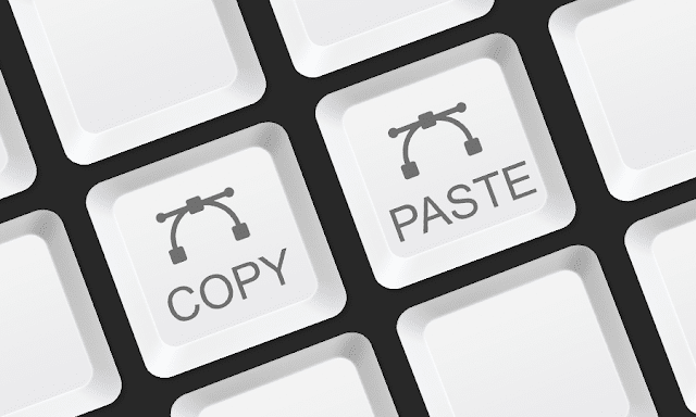 Copying and Pasting Paths in Photoshop CC