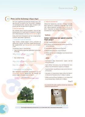 Eksen TYT Biyoloji Konu Anlatımı PDF indir