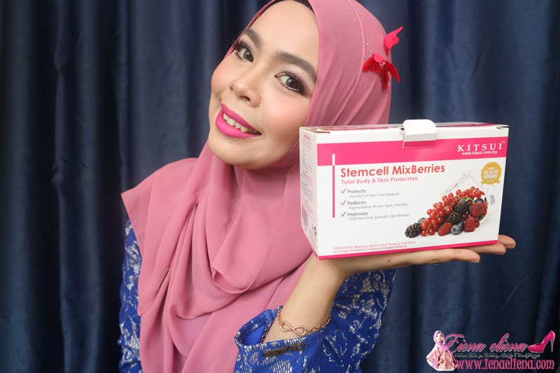 REVIEW KITSUI STEMCELL MIXBERRIES