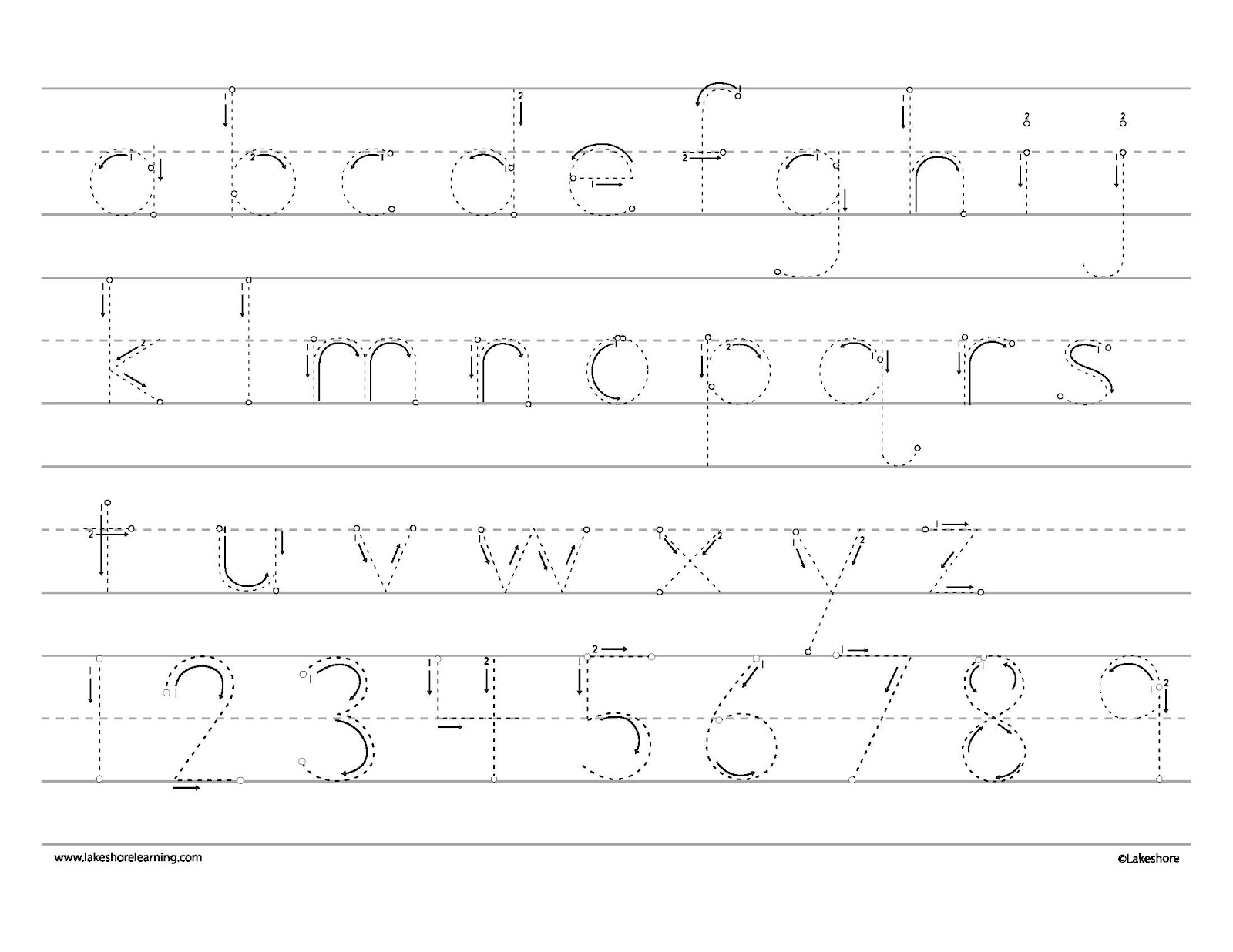 Free coloring pages of tracing letter t for Traceable alphabet templates