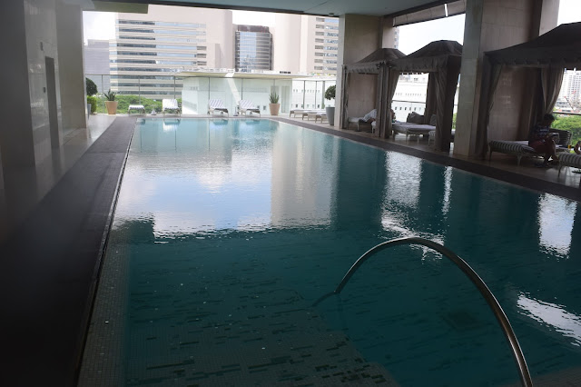 Oriental Residence Bangkok Pool