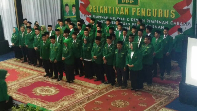 Usai Dilantik, DPC PPP PALI Segera Gelar Musancab