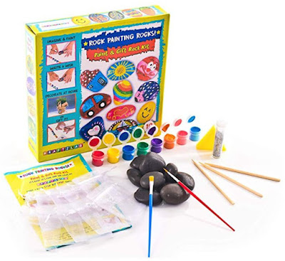 Kraftzlab Rock Paiting kit toy