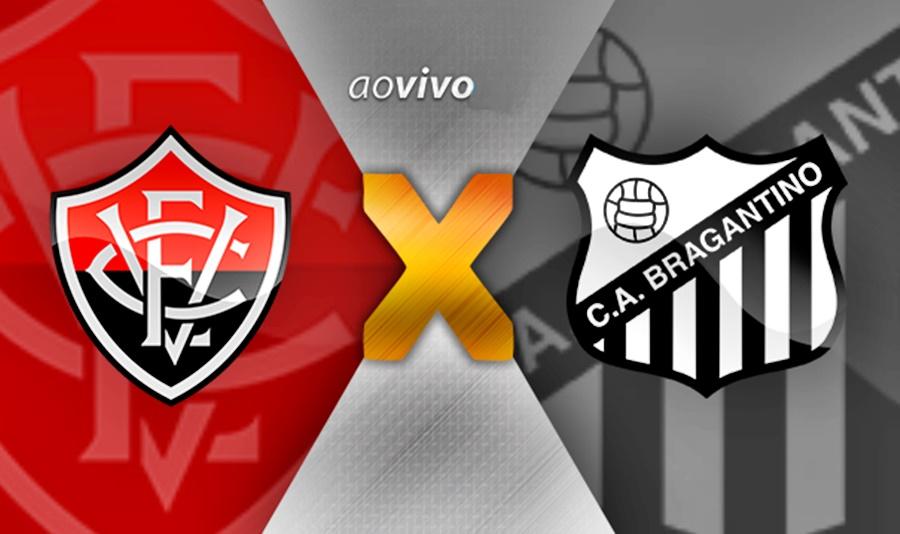 Assistir Vitória x Bragantino ao vivo HD grátis pela Copa do Brasil 1