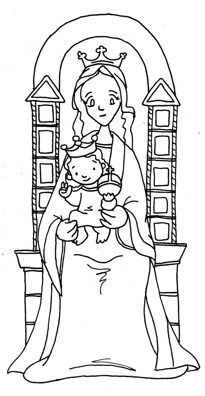 Virgen María, Ruega por Nosotros ®: 09/11/17