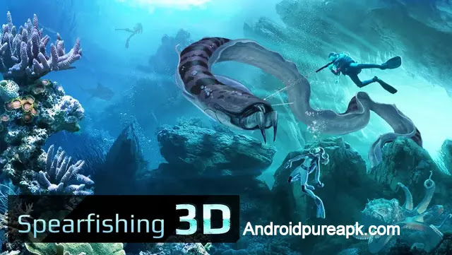 Spearfishing 3D Apk Download Mod