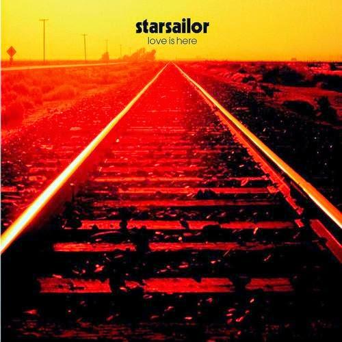 Portada disco Starsailor 2001