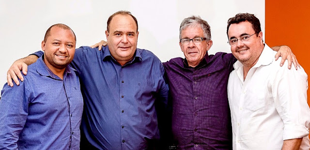 ELEIÇÕES 2018: Maurílio Viana visita lideranças em Ibiporã