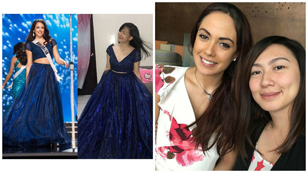 How single mom got Miss Bulgaria's gown for daughter