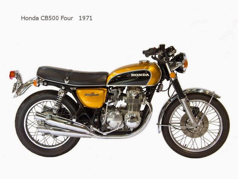 Gambar Sepeda Cb Modifikasi Sepeda Motor