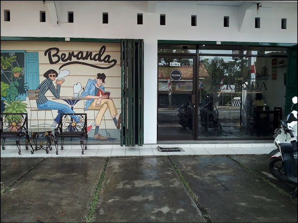Cafe Beranda, A Place To Remember