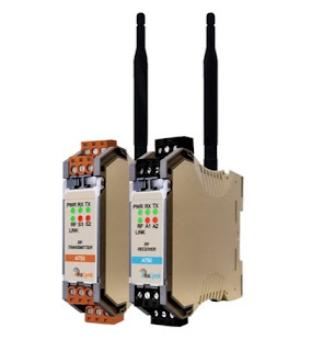 industrial process signal wireless transmitter and receiver