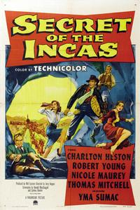 Watch Secret of the Incas Online Free in HD