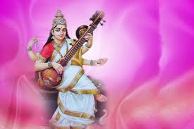 Saraswathi Mata  Wallpaper For Laptop