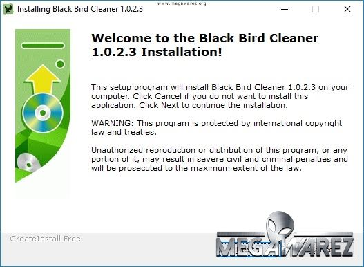 Black Bird Cleaner Pro imagenes