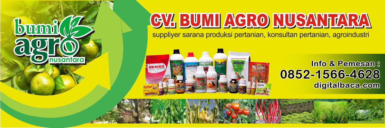 Agen Pertanian Bumi Agro Nusantara | Solusi Hasil Pertanian Melimpah 0852-1566-4628