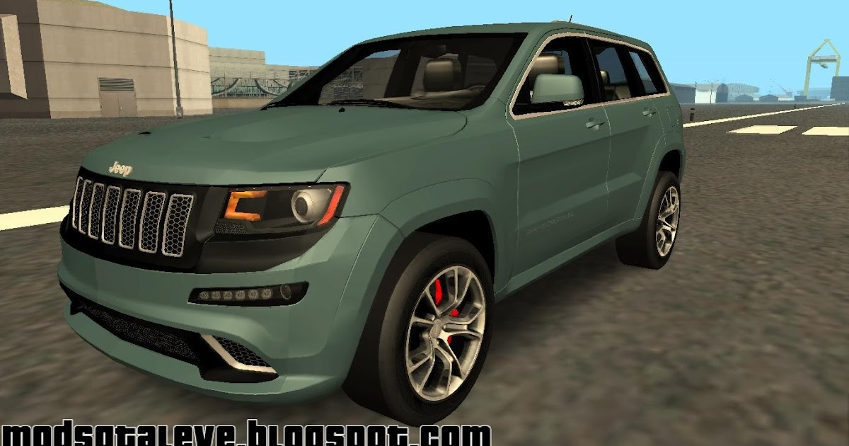 mods gta leve jeep grand cherokee srt8 2014 imvehft. Black Bedroom Furniture Sets. Home Design Ideas