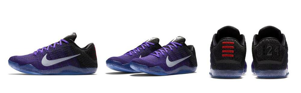 Sepatu Basket Nike Kobe XI Elite Eulogy Original