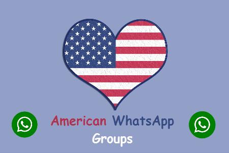 American Whatsapp Group Link