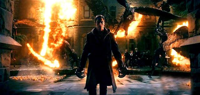 Aaron Eckhart în filmul I, Frankenstein