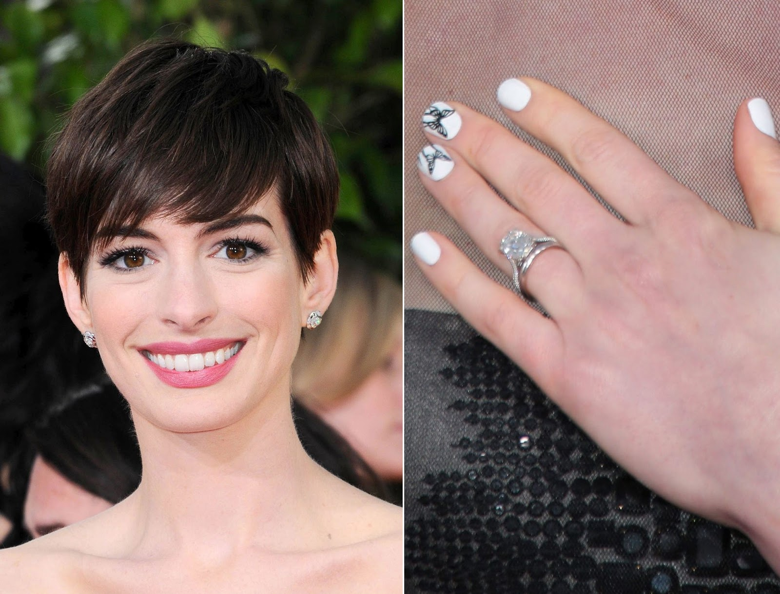 10 Hollywood leading ladies and their engagement rings