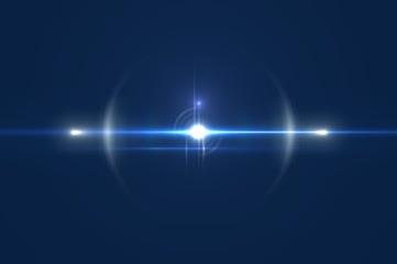 Tạo hiệu ứng ánh sáng chạy ngang qua logo