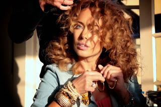 Zhanna Friske Makeup Pics