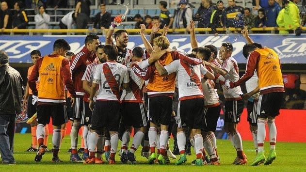 Süperclasico'da kazanan taraf River Plate
