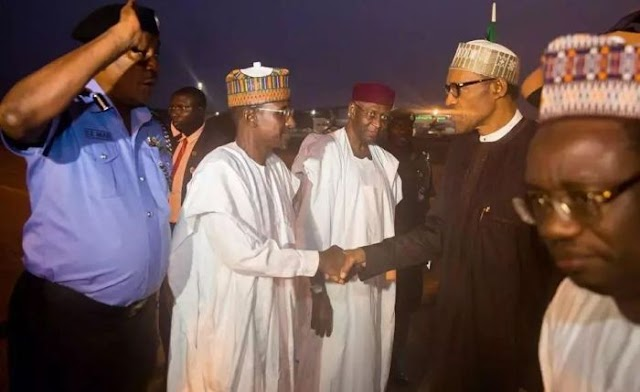 'I Will Dedicate My Life To Serve You Better'- Buhari Tells Nigerians