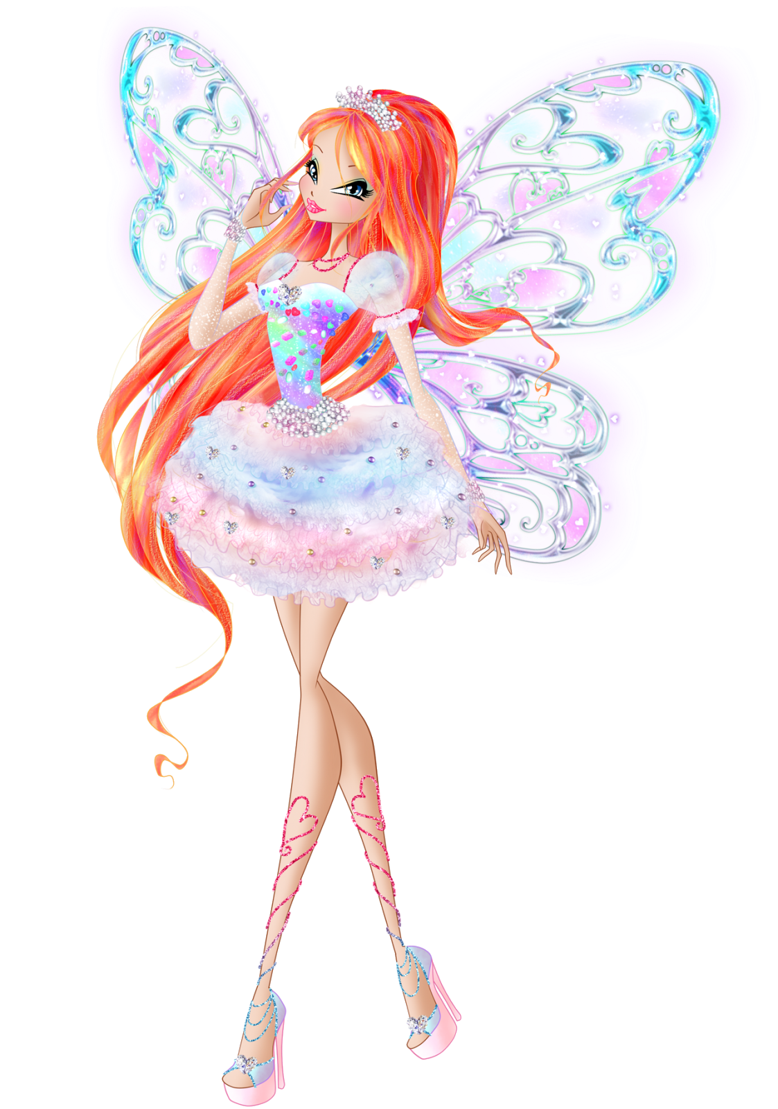 Winx Club Fairies: Winx Club - Candix