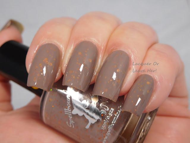 Spellbound Nails Runaway Rat