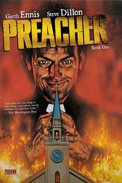 Preacher – Truyện tranh