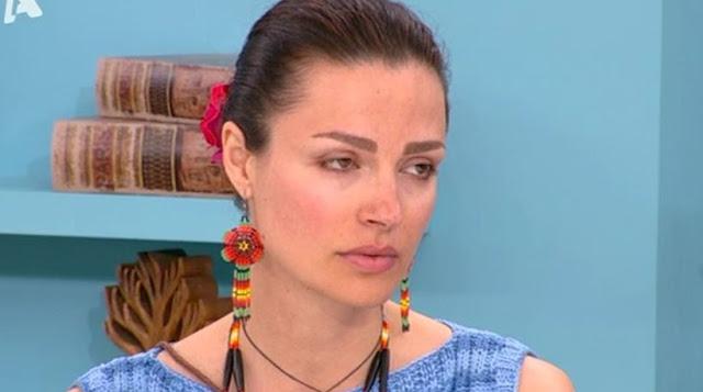 H Άννα Δημητρίεβιτς βγήκε αμακιγιάριστη on air- Δείτε για ποιο λόγο