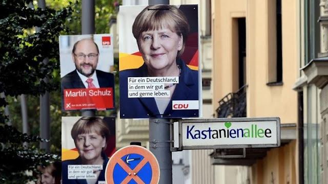 Οι γερμανικές εκλογές δεν αλλάζουν τίποτα προς το καλύτερο