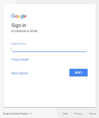 Cara Buat Akun Gmail Terbaru 2017