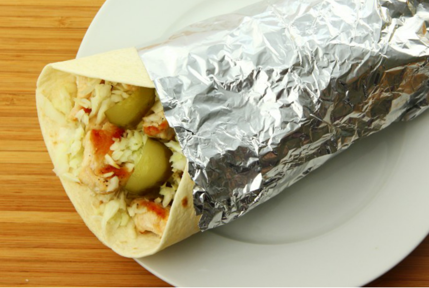 Welcome to maudlyn 39 s blog why you should avoid wrapping for Cuisine aluminium