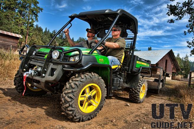 John Deere Announces 2013 Gator HeavyDuty XUV Models