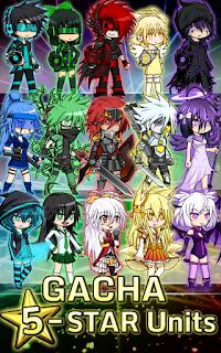 Game RPG bertema Anime