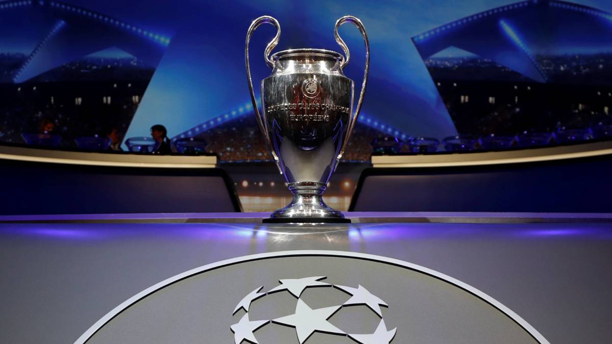 4 Super Big Match Pada 16 Besar Liga Champions Musim Ini !
