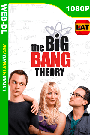The Big Bang Theory (Serie de TV) Temporada 1 (2007) Latino HD WEB-DL 1080P - 2007