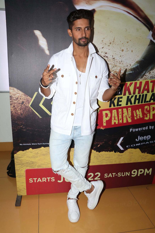 Special Screening of 'Khatron Ke Khiladi - Season 8' at Sunny Super Sound Gallery