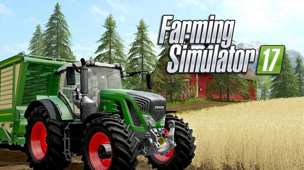 เกมทำฟาร์มเสมือนจริงแห่งยุค Farming Simulator 17 (PS4, Xbox One, PC)