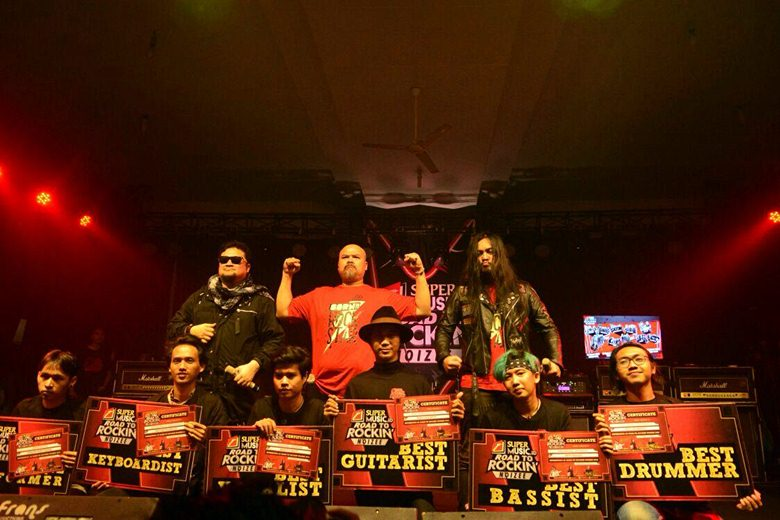 pemenang Rockin Noizee Purwokerto 2018