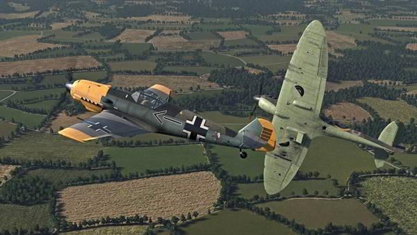 IL-2 Sturmovik Cliffs of Dover Blitz Edition PC Full Español