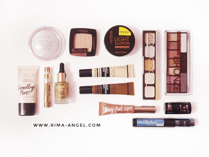 Review Catrice Cosmetics #InstaBeautyLook - All Varian