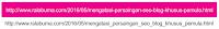 struktur URL mempengaruhi peringkat