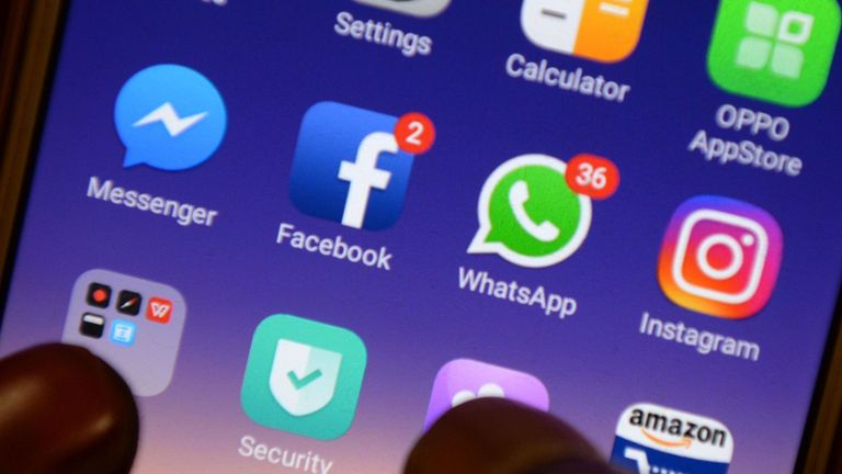 Facebook, Instagram, and WhatsApp are down for users around the world