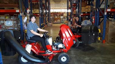 Delivery Koh Samui Lawn Garden Tractors Mowers