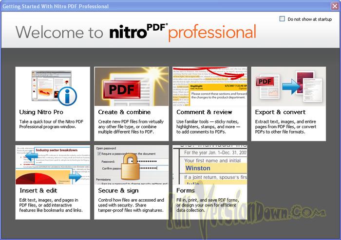 Nitro PDF Professional Latest Full