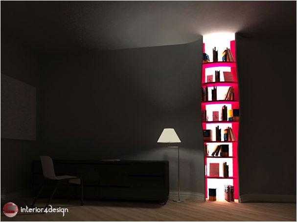 70 Best Bookshelf Designs 6
